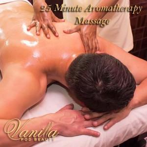 Aromatherapy massage Worthing