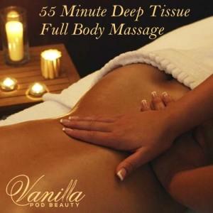 Deep Tissue Back Massage Full Body