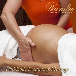 Full Body Pregnancy Massage
