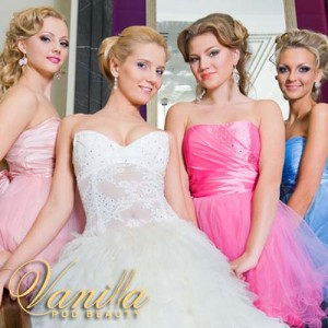 Bride Party on the Day