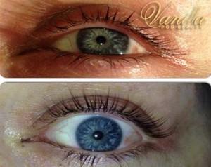 Eyelash Lift and Tint image