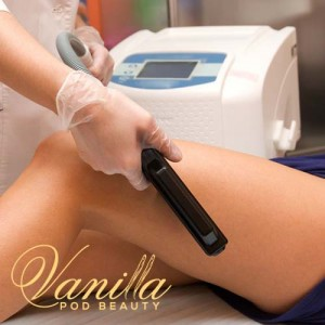 Laser Hair Removal Large Areas