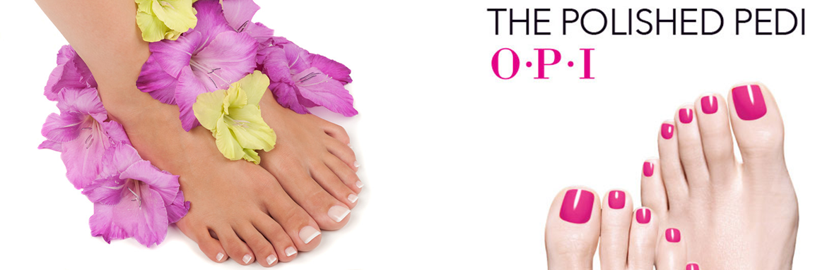 OPI Spa Pedicure Worthing