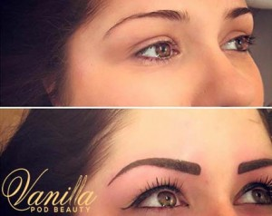 Semi Perm Eyebrow treatments