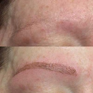 Semi Permanent 3D Brows 9
