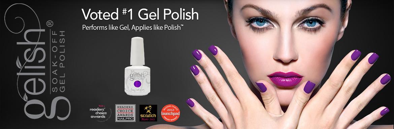 Gelish Nails Worthing