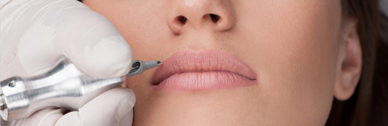 Semi permanent Lips Worthing